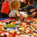 Autos bauen im Legoland