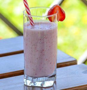 Erdbeer Shake
