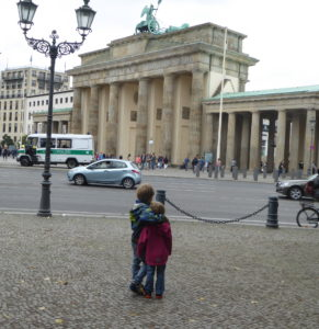 Brandenburger Tor Berlin Mitte
