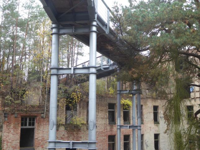 Ruinen Beelitz-Heilstätten