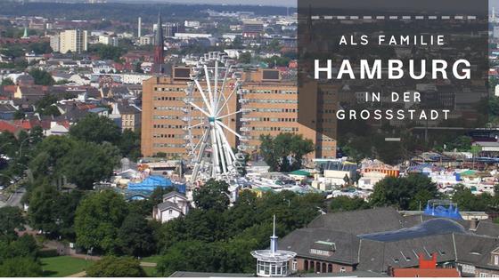 Mama in Hamburg