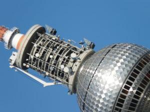 F wie Fernsehturm   Berlin für Kinder von A-Z