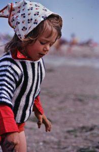 Kindheitserinnerung: im Watt