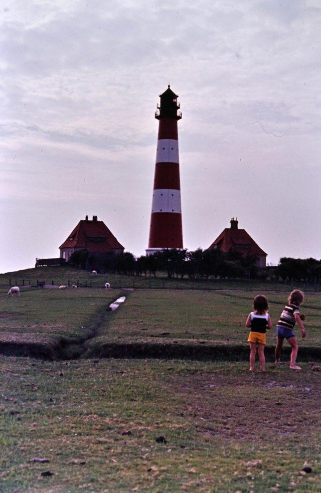 Kindheitserinnerungen   Familienurlaub an der Nordsee