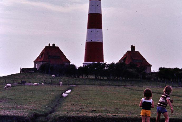 Kindheitserinnerungen | Familienurlaub an der Nordsee
