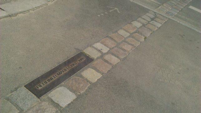 Berliner Mauerweg   Momentaufnahme