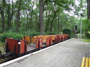 Bahnhof Badesee Parkeisenbahn