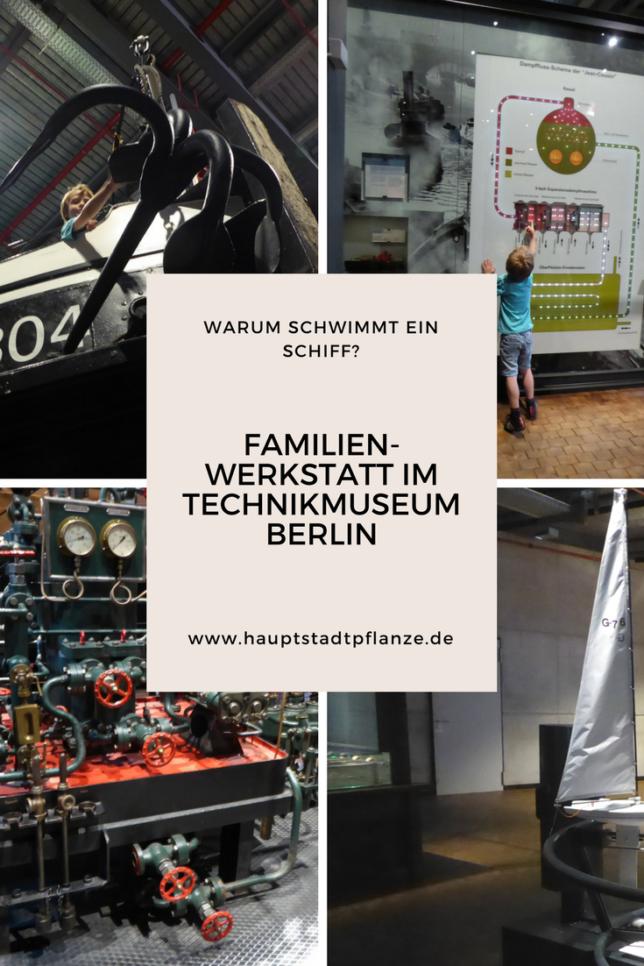 Technikmuseum Berlin Veranstaltung für Kinder