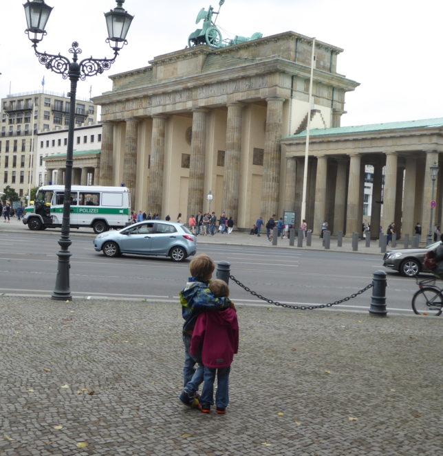 Brandenburger Tor | Berlin Mitte mit Kindern erleben