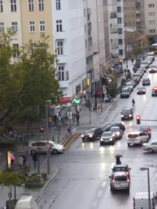 Verkehrserziehung für Großstadtkinder