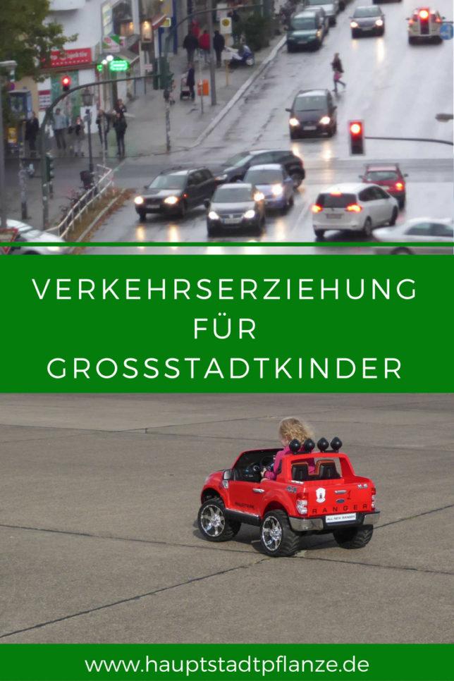 Sicherheit im Straßenverkehr | Kinder in der Großstadt