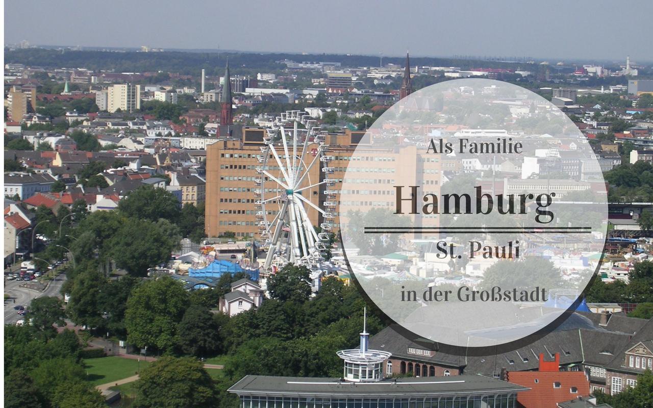 Mit dem Kinderwagen durch St.Pauli – wie lebt es sich als Familie in Hamburg?