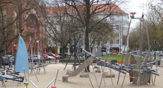 Spielplatz Berlin