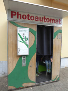 Den Moment festhalten | Photoautomat in Kreuzberg