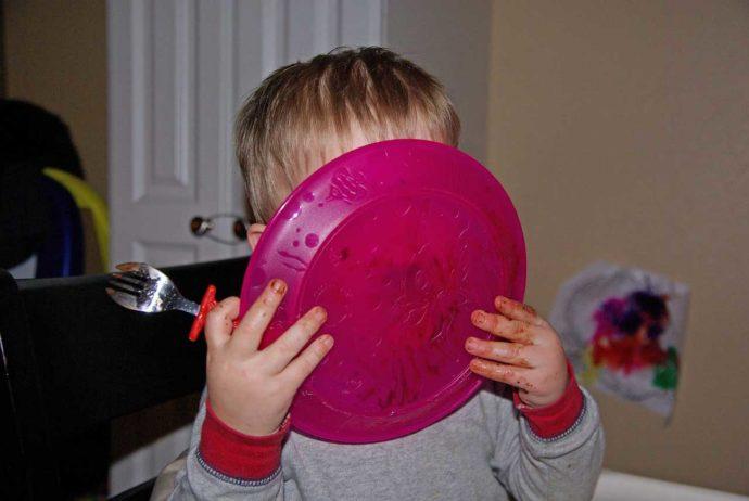 Tischmanieren Kinder