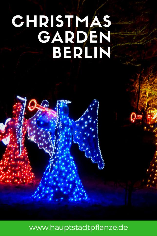 Lichterglanz im Botanischen Garten | Christmas Garden Berlin | Lohnt sich ein Besuch?
