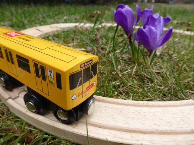 Bloggeburtstag! Gewinne bis zum 4.5.18 eine U-Bahn.