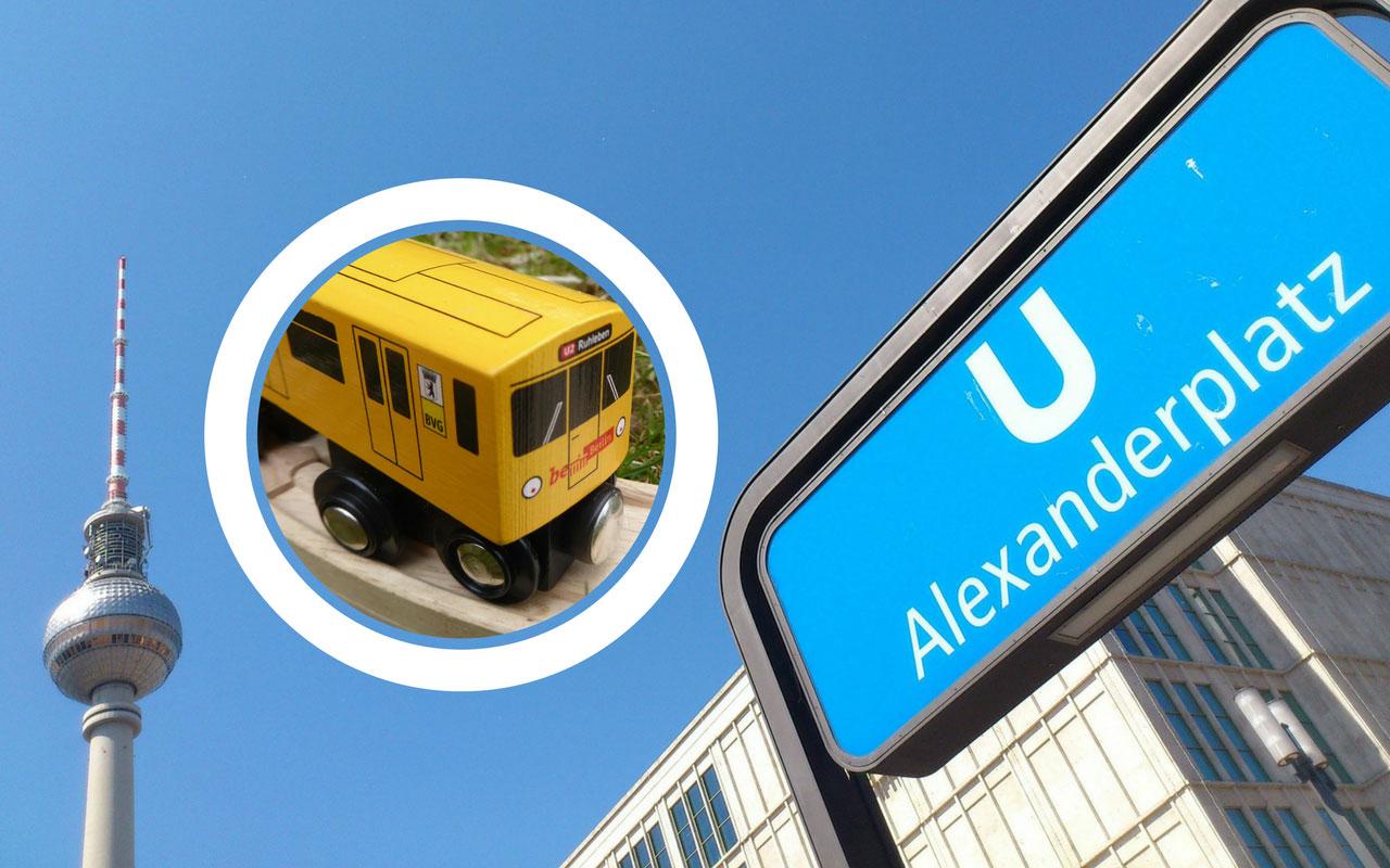 2 Jahre Hauptstadtpflanze – Gewinne eine U-Bahn!
