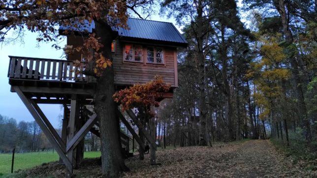 Baumhaushotel Uckermark